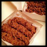 oatmealcookies voor Kop Koffie bij Ons Moeder tijdens de Geluksroute040 - jammie040.coachsander.nl