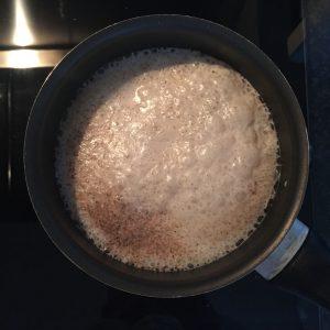06. chai latte, kruiden met melk koken- jammie040.nl