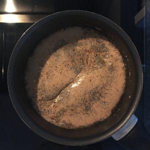 08. chai latte, kruiden, melk en thee koken- jammie040.nl
