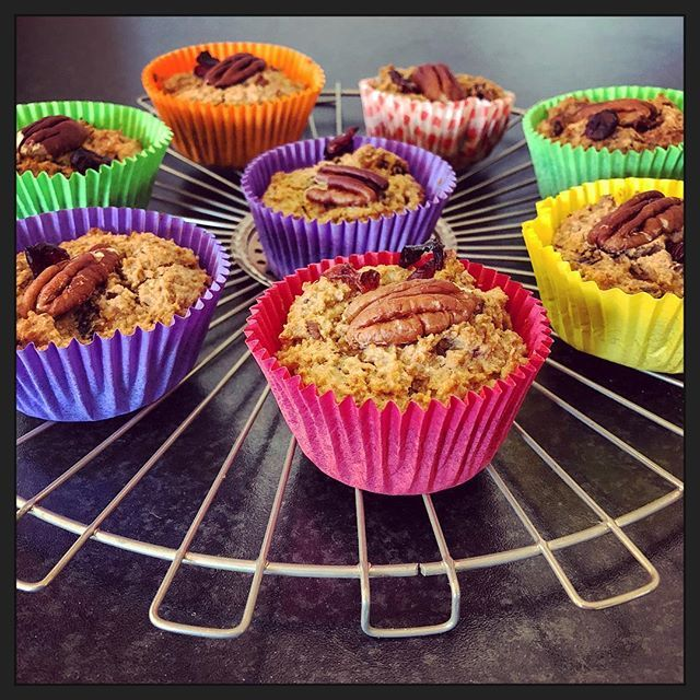 haver dadel muffins - Jammie040.nl