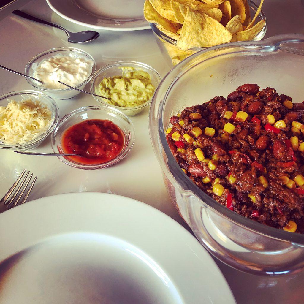 chili con carne - jammie040.nl