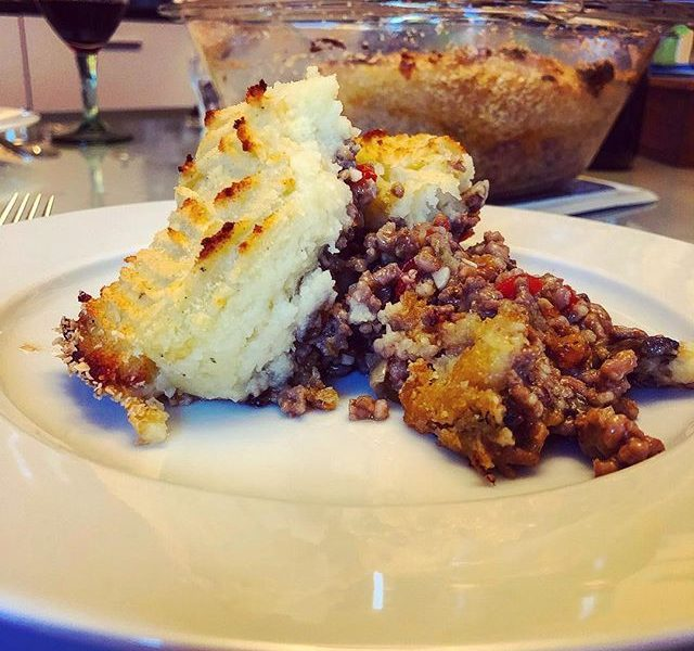 shepherds pie van Mary Berry en #P - jammie040.nl